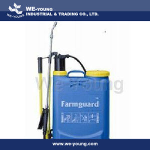 Agricultural Manual Knapsack Sprayer 16L (Model: WY-SP-01-05) pictures & photos