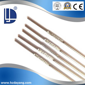 China Manufacturer Stainless Steel TIG Welding Wire Er321 for TIG Weld pictures & photos