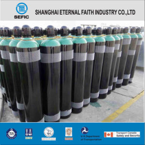 Seamless Steel High Pressure Medical Oxygen Cylinder pictures & photos