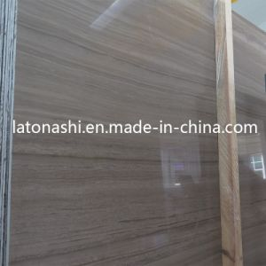 Wood White Stone Marble Tile for Floor and Wall pictures & photos