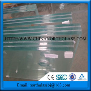 Hot Selling Clear Laminated Glass Panel pictures & photos