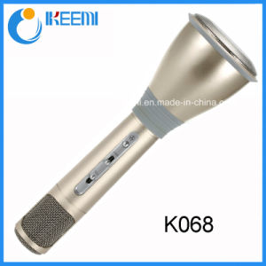 Wholesale Cheap Best-Selling Bluetooth Handheld Microphone K068 pictures & photos