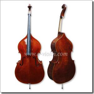 Hand Spirit Varnish Violin Shape Advanced Double Bass (VDB310) pictures & photos