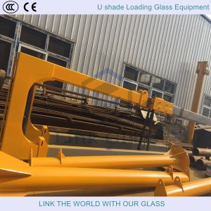 Container U-Shape Suspension Arm for Glass Loading Container pictures & photos