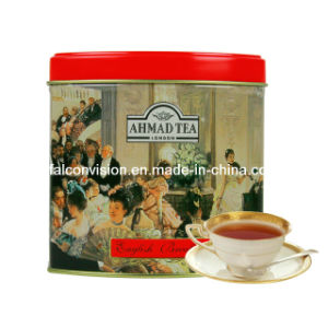 Ahmad Tea Earl Grey Tea Tin Box (FV-050920) pictures & photos
