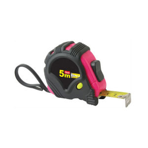 Rubber Coated Tape Measure (WTTM10010) pictures & photos