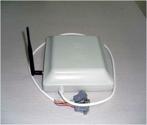Middle-Range UHF Integrated Reader 8dBi (with WiFi) Yet-618