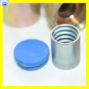 Ferrule for High Pressure Rubber Hose Ferrule for Steel Wire Braided Hose 00210 pictures & photos
