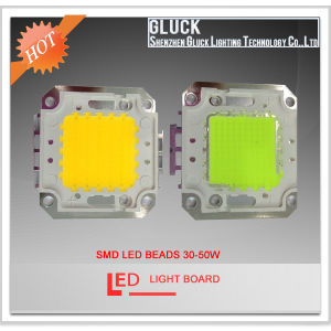 Integrated High Power LED 50W Green