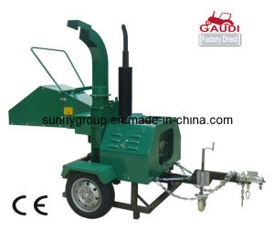 Diesel Wood Chipper, CE Approved (18HP, 22HP, 30HP, 40HP, 50HP diesel engine) pictures & photos
