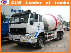 Sinotruk HOWO 6*4 Concrete Mixer Trucks for Sale pictures & photos