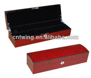 Latest 8 Slots Wooden Storage Luxury Watch Box