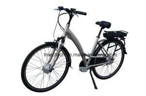 for Lady 250watt, 36V 10 Ah Li-ion Battery Electric Bicycle pictures & photos