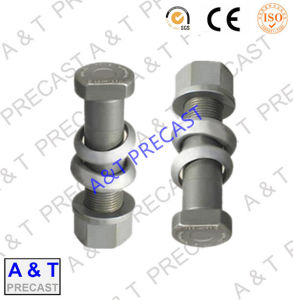 Hot DIP Galvanized Bolt and Nut pictures & photos