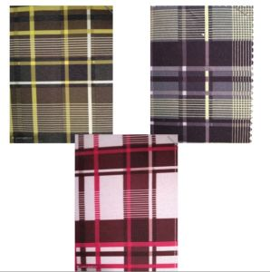 Stripe Print Polyester Fabric 3 Color