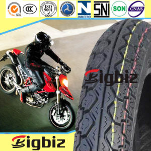 China Factory Direct 2.75-17 Motorcycle Tire 90/90-18 pictures & photos