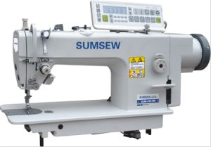 Sum212-D3 Direct Drive Computerized Big Hook Lockstitch Sewing Machine