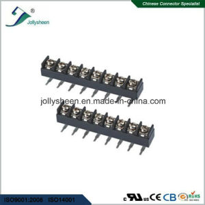 pH10.00mm Barrier Terminal Blocks  8pin Right Angle Type pictures & photos