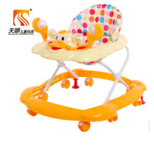 Factory Directly Supply Foldable Baby Walker with Cheap Price pictures & photos