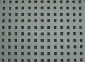 Waterproof Perforated Acoustic Sound Absorption Gypsum Board for Ceiling pictures & photos