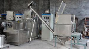 100-150kg/H Industrial Puff Snack Extruder/Puff Snack Extruder Machine pictures & photos