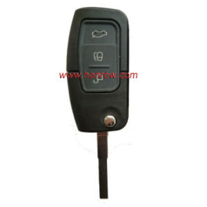 Remote Key for Ford Focus Flip with Auto Windows Autoclose Function 4D63 Chip 433MHz