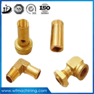 Custom Precision CNC Machining Brass/Aluminum Parts with Metal Processing Process pictures & photos