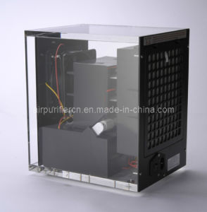 Clear Acrylic Cabinet Air Purifier pictures & photos