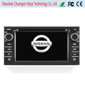 Car GPS Navigator with MP4/DVD Player for Nissan New Livna pictures & photos