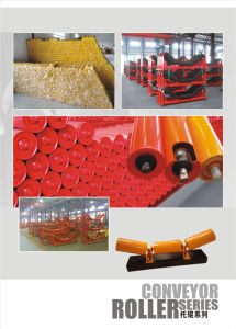 Steel Conveyor Idler for Exporting pictures & photos