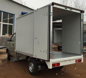 Plugboard Truck Body