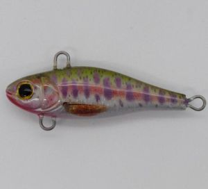 High Advanced Printed Realistic Lifelike Fish Pattern Fishing Lure pictures & photos