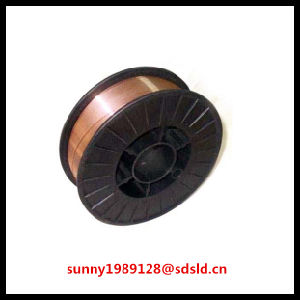 Er70s-6 Sg2 CO2 Gas Shielded Welding Wire pictures & photos