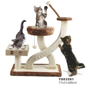Cat Toy Tree (YS83281) pictures & photos