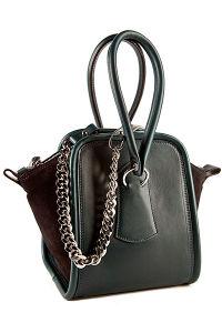 New Style/Shoulder/Special Handle Fashion Lady′s PU Handbag Bag/Tote Handbag (E250080)