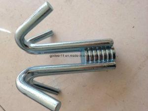 Galvanized Steel Four Strut Coil Insert for Building Precast Concrete spiral Coil Tie pictures & photos