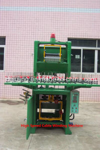 High Speed Cable Wire Winding Braiding Machine pictures & photos
