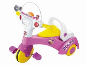 Hot Sale Big Kid Pedal Tricycle with Music and Light pictures & photos