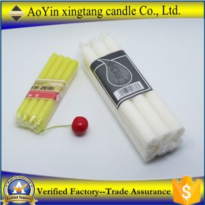 Wholesale Multi-Color Candle/ Blue Candle Hot-Sale in Middle-East pictures & photos