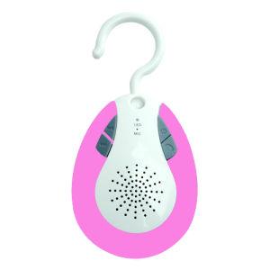 Waterproof Hook Design Bluetooth Shower Speaker& Auto FM Shower Radio pictures & photos