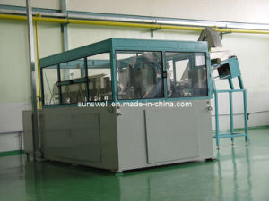 Hot Filling Bottle Fully Automatic Linear Blow Molding Machine (BM-40H) pictures & photos