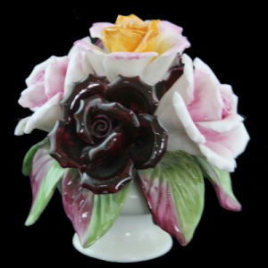 Rose Craft Gifts (E9 size: 7.5X7.5X8.4CM)