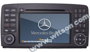 Witson Auto Radio Car DVD for Mercedes-Benz R300/R350/R500 (W2-D9807E) pictures & photos