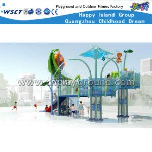 New Design Children Outdoor Water Playground Slide Equipment HD-Cusma1605-Wp006 pictures & photos