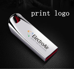 USB Flash drive Mini Metal OEM Logo USB Stick USB Memory Card Flash Disk USB Flash Card Pendrives Memory Card USB Thumb Flash Drive pictures & photos