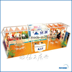 Standard Aluminum Exhibition Booth for Lease (DT000159)