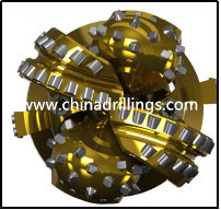 9 1/2 Hybrid Bit for Hard Rock Drilling pictures & photos