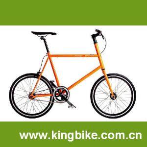 "20"" Fixed Gear Bike, Hi-Ten Frame, Flip-Flop Hub Kb-Rd20-1"