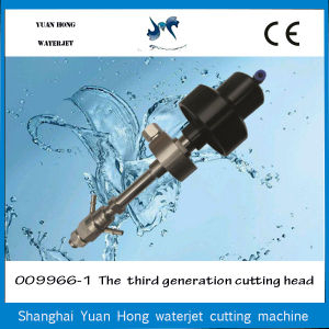 Hot Sale Paser 3 Water Jet Cutting Head for Waterjet Cutting Machinery pictures & photos