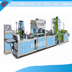 New Condition and Bag Forming Machine Machine Type Non Woven Fabric Bag Making Machine Price pictures & photos